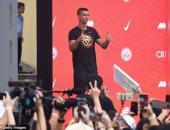 اخبار كريستيانو رونالدو اليوم عن ترويج الدون لعلامته التجارية فى الصين