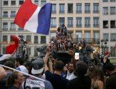 مراهق فرنسى يفقد احد عينيه خلال احتفالات كأس العالم