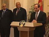 مصر ترحب بجهود الرئيس عمر البشير من أجل التوسط بين الأشقاء فى جنوب السودان