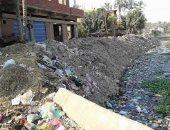 قارئ يشكو من تراكم القمامة بقرية الفقهاء فى كفر الشيخ