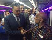 وزير النقل: المواطن سيرى نقلة نوعية فى خدمات السكة الحديد قبل نهاية 2019
