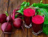 صحتك فى وصفة.. عصير البنجر لعلاج ارتفاع ضغط الدم