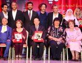 صور وفيديو.. وزيرة الثقافة تفتتح المهرجان القومى للمسرح فى دورته الحادية عشرة