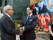 سفارة مصر فى كازخستان تحتفل بالذكرى الـ 66 لثورة 23 يوليو