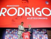 رسميا.. أتلتيكو مدريد يستعيد رودريجيو من فياريال