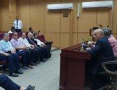 صور.. وفد لجنة الصحة بالبرلمان تختتم زيارتها الميدانية للإسكندرية