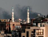قصف موقعين للمقاومة الفلسطينية فى غزة.. وسقوط صاروخ باتجاه إحدى المستوطنات