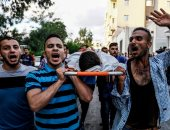 استشهاد فلسطينى برصاص جيش الاحتلال الإسرائيلى عند السياج الأمنى شرقى غزة