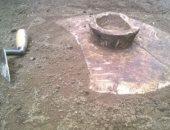 صور.. تفاصيل العثور على ورشة فخار فى كوم أمبو من عصر الدولة القديمة