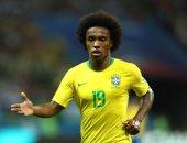 """البرازيل تفتقد """"ويليان"""" فى نهائى كوبا أمريكا للإصابة"""