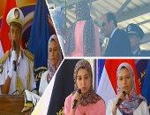 """ابنة الشهيد مالك مهران للمصريين: """"حافظوا على البلد وخليكوا فاكرين الشهداء"""""""