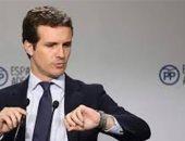 الحزب الشعبى الأسبانى يختار بابلو كاسادو زعيما خلفا لراخوى