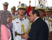"""ابنة الشهيد محمد سعد لـ""""اليوم السابع"""": سأدعو السيسي لحضور زفافى كما وعدنى - صور"""
