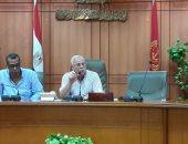 محافظ بورسعيد: قطار التنمية يمضى فى طريقة للنهوض بالدولة ولن توقفه الشائعات