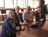 بالصور.. رئيس اللجنة البارالمبية الدولية يزور القاهرة أوائل 2019