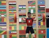 عبد الله جلال يتوج بثلاث ذهبيات فى منافسات الأثقال بالألعاب الأفريقية