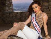 """""""ملكة جمال العرب فى أمريكا"""" من شرم الشيخ: مصر بلد الأمن والأمان"""