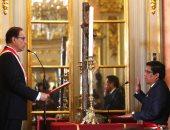 صور.. تعيين وزير جديد للعدل فى بيرو فى أعقاب فضيحة استغلال نفوذ