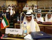 """رئيس """"الأمة الكويتى"""": فلسطين ستظل عصية على الانكسار أمام الكيان الصهيونى - صور"""