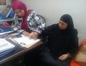 الجوازات تستقبل كبار السن وذوى الاحتياجات الخاصة بمكاتب رؤساء الأقسام