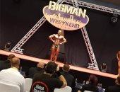 محمد شعبان يشارك فى بطولة العالم لكمال الأجسام بأسبانيا