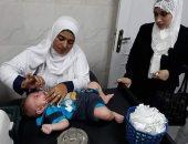صحة الدقهلية تحقق 101٪ من مستهدف حملة التطعيم ضد شلل الأطفال