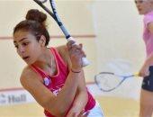 نهائى مصرى خالص لبطولة العالم للإسكواش للشابات