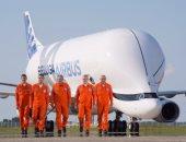 """صور..""""الحوت الأبيض"""".. أحدث ناقلات الطائرات تكمل رحلتها التجريبية الأولى"""