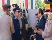 فيديو.. الرئيس السيسى يصدق على ترقية اللواء محمد عباس قائد القوات الجوية لرتبة فريق