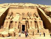 كيف تم نقل معبد أبو سمبل بعد تقطيعه لكتل تزن 30 طنا