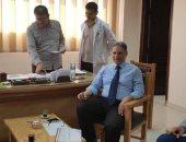 """تعاون بين """"صحة القليوبية"""" والمستشفيات الجامعية للقضاء على قوائم الانتظار"""