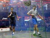 تعرف على مباريات المصريين في أولى منافسات بطولة هونج كونج للإسكواش