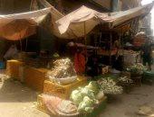 شكوى من انتشار الباعة الجائلين فى منطقة سوق العرب بشبرا الخيمة
