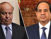 الرئيس السيسي: مصر تؤيد الجهود للتوصل لحل سياسى للأزمة اليمنية