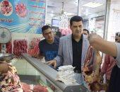 صور.. رئيس حماية المستهلك يقود حملة على الأسواق والمجمعات الاستهلاكية