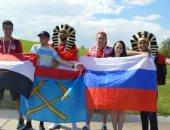 فيديو.. حكاية 4 شباب دعموا السياحة فى روسيا بـ200 جنيه فقط