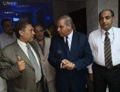 صور.. رئيس جامعة الأزهر يتفقد مستشفى سيد جلال الجامعى