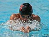 رجال السباحة يحصدون فضية التتابع 100 متر متنوع
