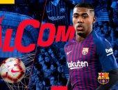 رسميا.. برشلونة يضم مالكوم 5 مواسم مقابل 41 مليون يورو.. فيديو