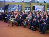 """فيديو وصور.. الرئيس السيسي لـ""""المصريين"""": """"اصبروا.. وسترون العجب العجاب"""""""