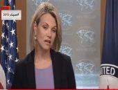 الخارجية الأمريكية نعد مجموعة من العقوبات على إيران نتيجة تصرفاتها بالمنطقة
