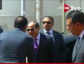 بث مباشر لافتتاح الرئيس السيسى عددا من المشروعات القومية بقطاع الكهرباء