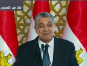 محمد شاكر: تضافر جهود الوزارات وأجهزة الدولة أدى لنجاح خطة الكهرباء