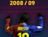 أهم 10 بوستات.. برشلونة يحتفل بمرور 10 سنوات على ارتداء ميسي قميص البارسا