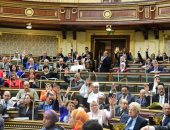 صور.. جلسة البرلمان العامة تبدأ فى الرد على برنامج الحكومة