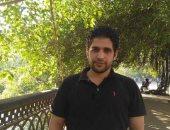 تشييع جثمان الزميل أحمد الشرقاوى بعد وفاته فى حادث مرورى أليم