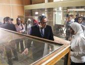 وزير الآثار: نسعى لضم المتحف المصرى بالتحرير لقائمة التراث