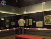 لأول مرة.. عرض قطعة قماش لستارة الحجرة النبوية فى متحف النسيج