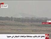فيديو.. إطلاق للنيران فى مرتفعات الجولان السورية المحتلة