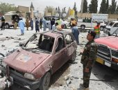 مقتل 8 على الأقل فى انفجار ببلدة شمال غرب باكستان